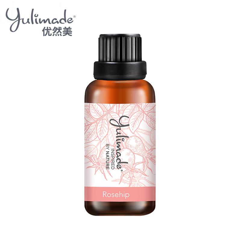 Yulimade/ отлично однако прекрасный рано экстракт роуз фрукты масло 30ml массаж масло ремонт кожа питать пополнение свет печать