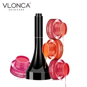 薇罗尼卡气垫口红保湿不易脱色哑光咬唇妆