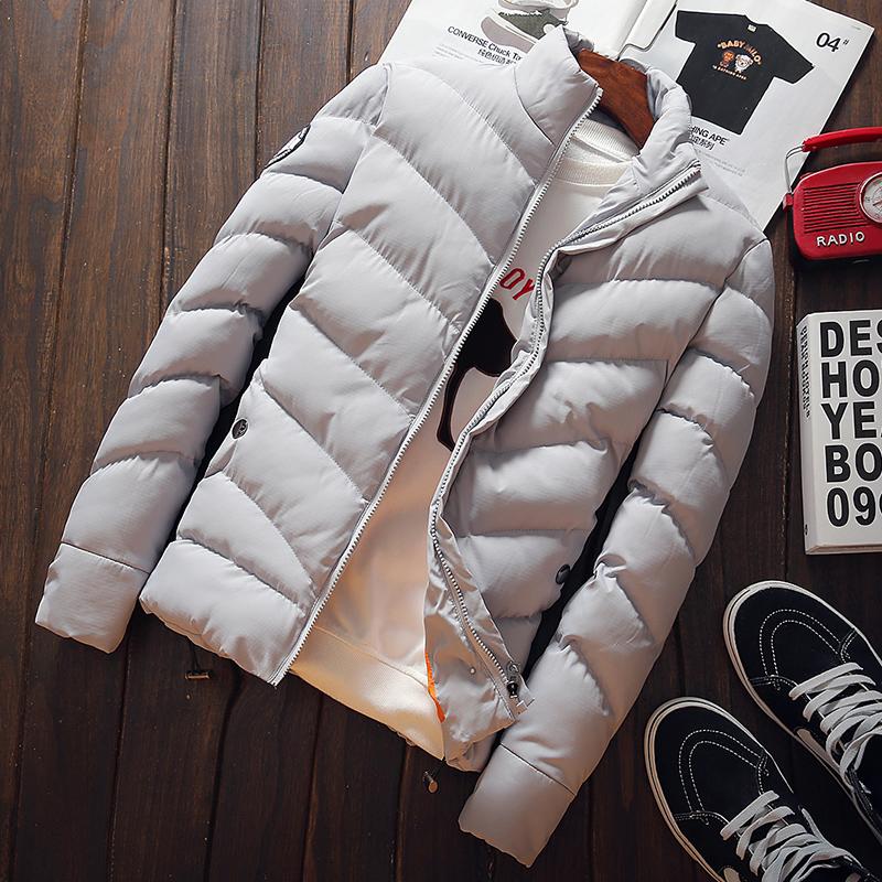 男士棉服 2016 男裝棉衣男生短款棉襖子青少年冬裝男款外套