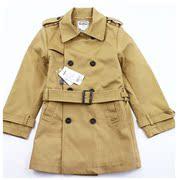 巴拉巴拉2014秋裝新款正品男童中長款梭織風衣外套22143141202