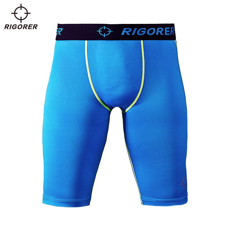 準者跑步壓縮健身褲男 籃球訓練吸濕排汗緊身褲 速幹透氣 長褲