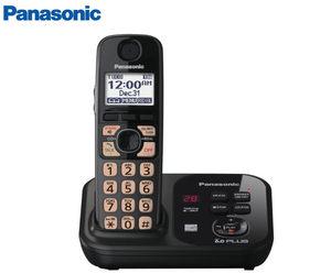 松下Panasonic数字无绳电话欧式家用办公子母机答录无线蓝牙座机