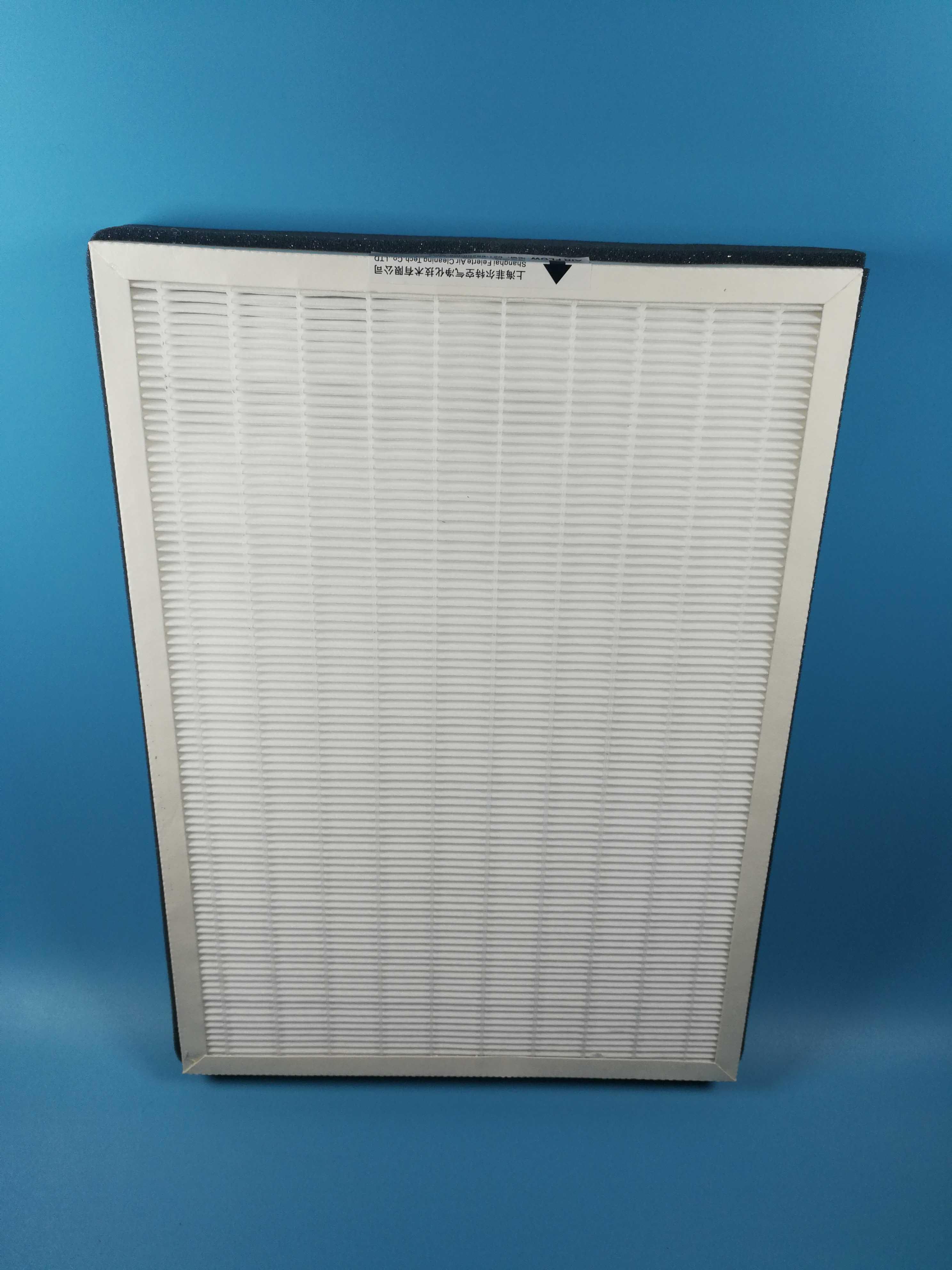 [菲尔特过滤器净化,加湿抽湿机配件]3M空气净化器滤网MFAF-1适配K月销量0件仅售98元