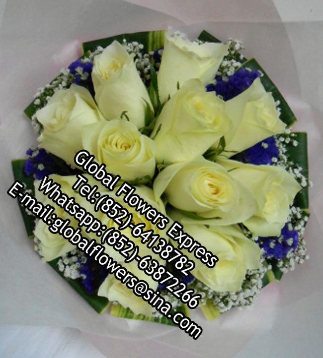Singapore Kenya off white roses send Singapore Singapore Florist order flowers send flowers to Singapore