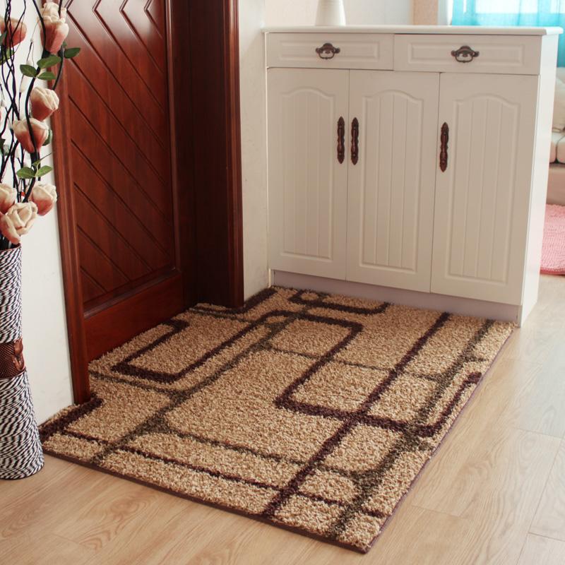 进门地垫门垫定制入户玄关门口地毯定做客厅门厅脚垫吸水防滑垫订