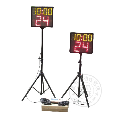 Баскетбол конкуренция 24 второй таймер 14 второй лить запомнить таймер электронный запомнить филиал карты LED шоу конкуренция синхронизация колокол
