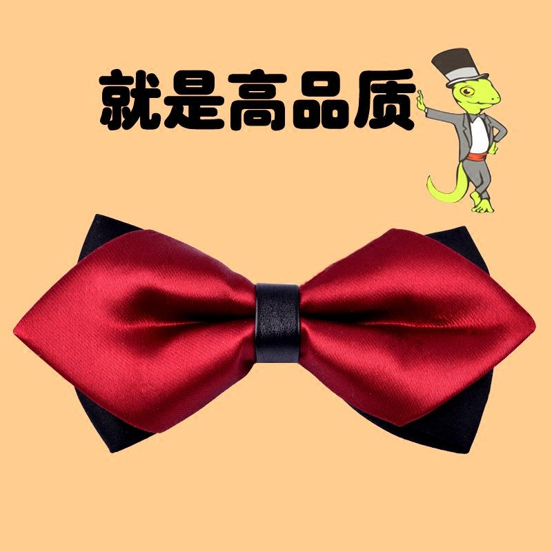 Высококачественный ребенок галстук-бабочка мальчик средний ребенок избранные англия модель ученик корейский бант дикий воротник рубашки