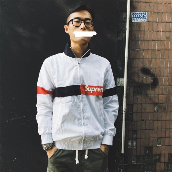 Гонконг-Air-Европа, уличной моды ретро SUP японских американских улица скейтбординг умер Летающий стенд воротник пальто суперобложке пальто одежды