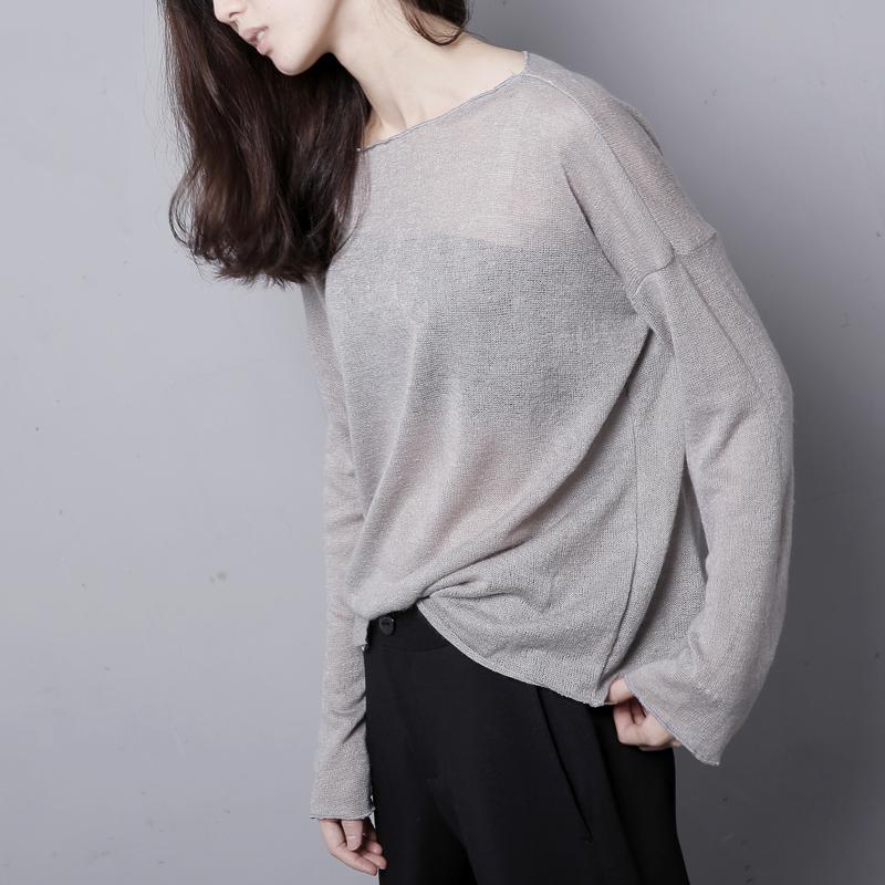 ОСНОВНЫЕ основания свободные трикотажные рубашки Корея свежие силы 4-цвета