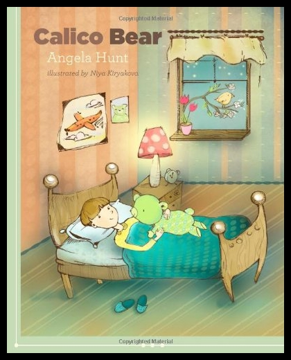 【预售】Calico Bear: A Story about Unchanging