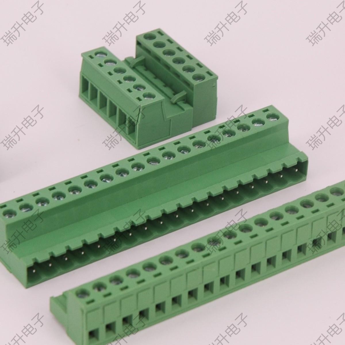 Подключаемый клеммный блок для подключения сварки KF 2EDGRK-5,08 2P3P4P5P6P8P10P12P - 20P