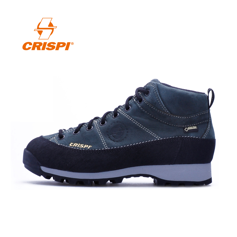 CRISPI Monaco鞋 意大利 防水透氣男女款戶外中幫登山徒步鞋
