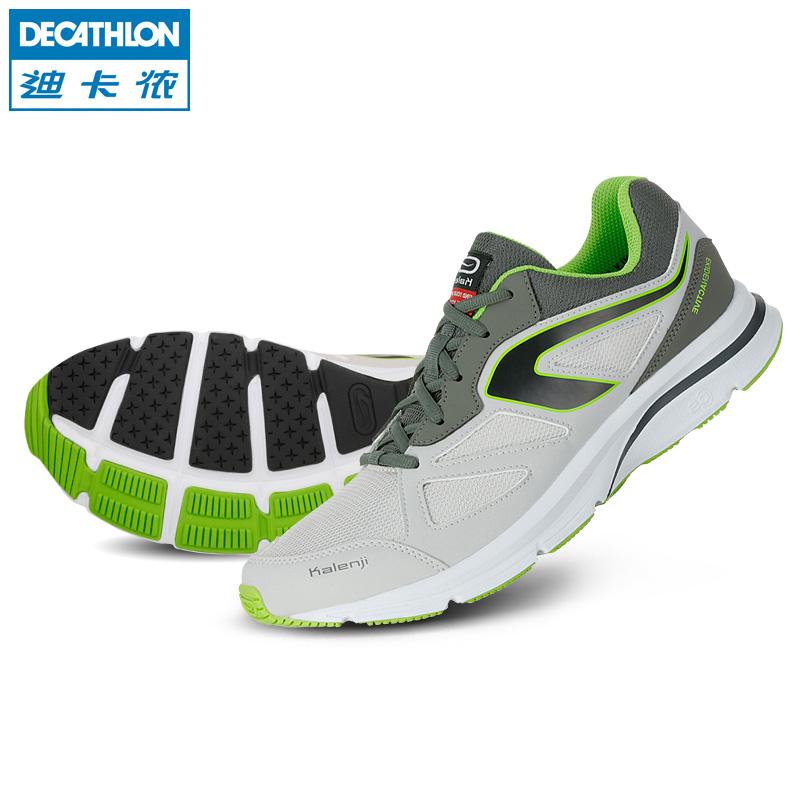 迪卡儂 跑步鞋男女情侶款透氣耐磨舒適避震 鞋慢跑鞋 KALENJI