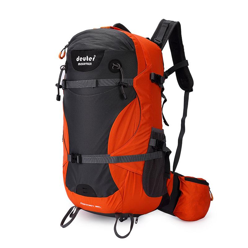 35l40l outdoor backpack Net Rack backpack mens mountaineering bag hiking bag travel bag outer rack bag