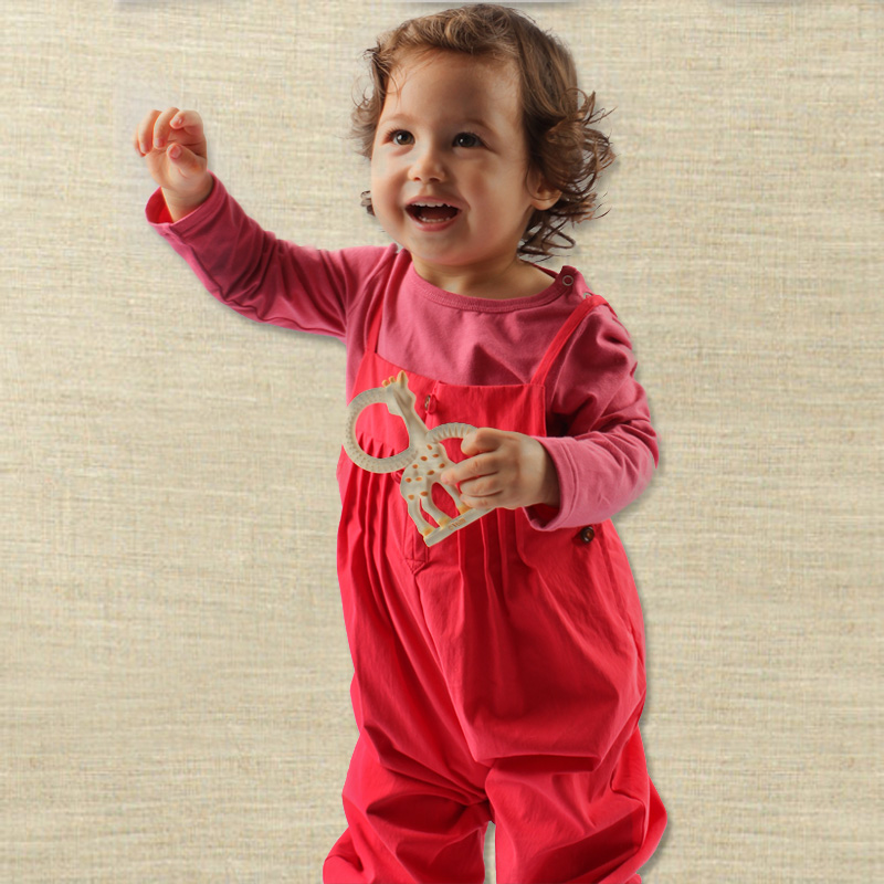 Low price and high quality baby cotton suspenders Jumpsuit Jumpsuit creeper pure cotton