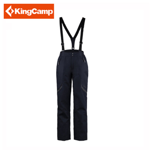 KingCamp / Kanger couple outdoor travel cotton snow ski pants warm wind KW7090-7091