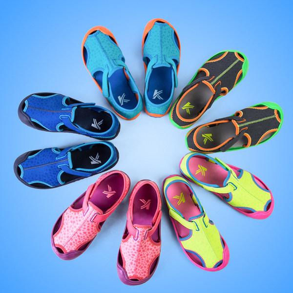 10点开始 咔路比 儿童包头凉鞋 ¥29.9包邮(¥49.9 前10分钟下单立减)多色可选