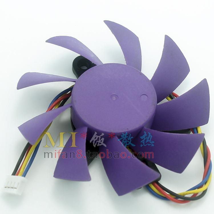 Блеск GTX650 Роуч GTX460 GTX560 температуры контроля графики вентиляторов версии 128015-SH2 EP