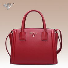 The new 2015 fashionable leather handbag Huada brand ladies one shoulder bag handbag leather killer
