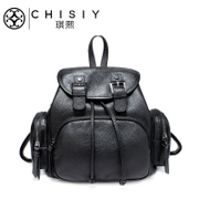 Female header layer of leather chisiy leather shoulder bags bag large capacity 2015 fall/winter new Korean leisure