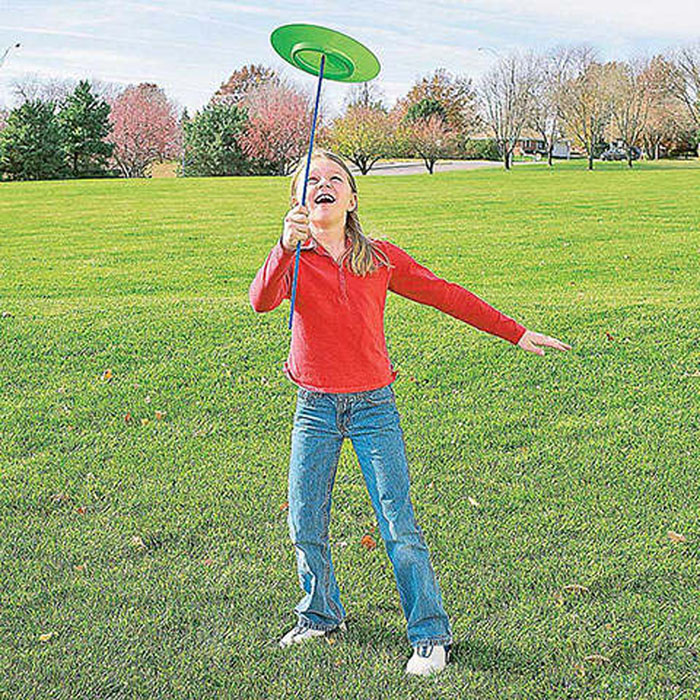 Feeling toys children balance turntable flying saucer stage performance acrobatics turntable party game tools