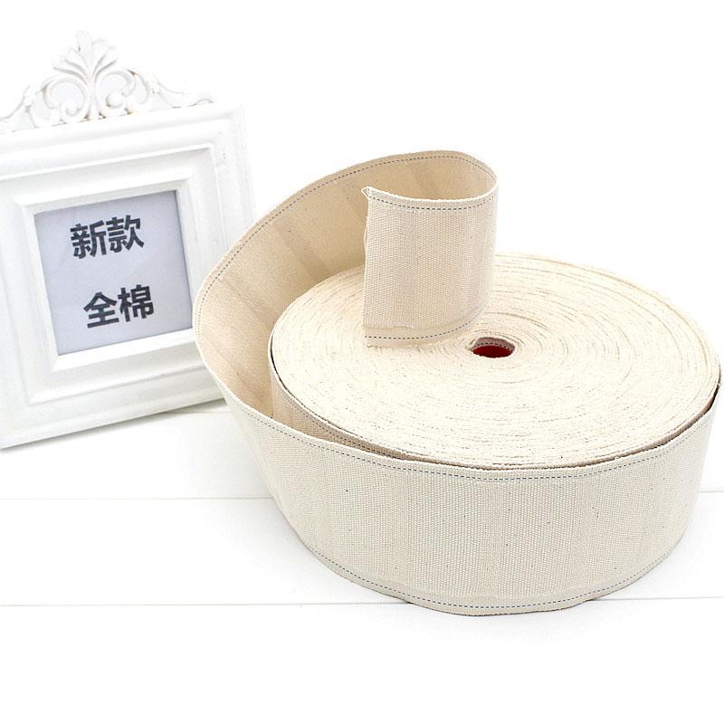 【5 метров пакет mail 】 занавес подключить ткань ремня аксессуары монтаж хлопок крюк с белым ткань ремня ребенка добавить плотно утолщённый солнцезащитный крем