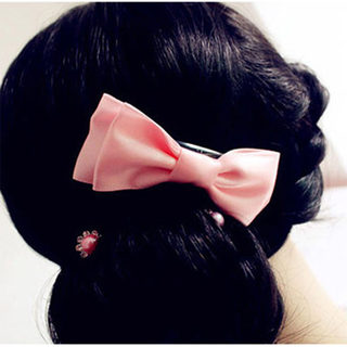 Cool na Korean hair accessories handmade Ribbon Butterfly first plug plug the hair comb comb comb 6122