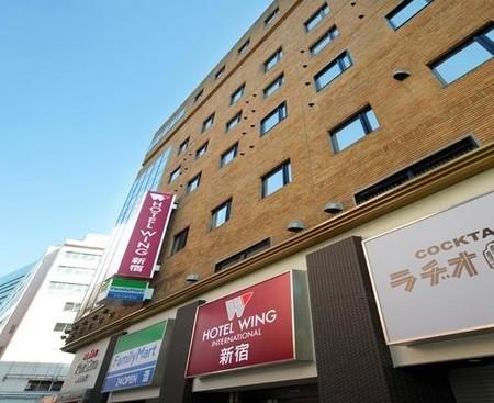 東京新宿永國際酒店