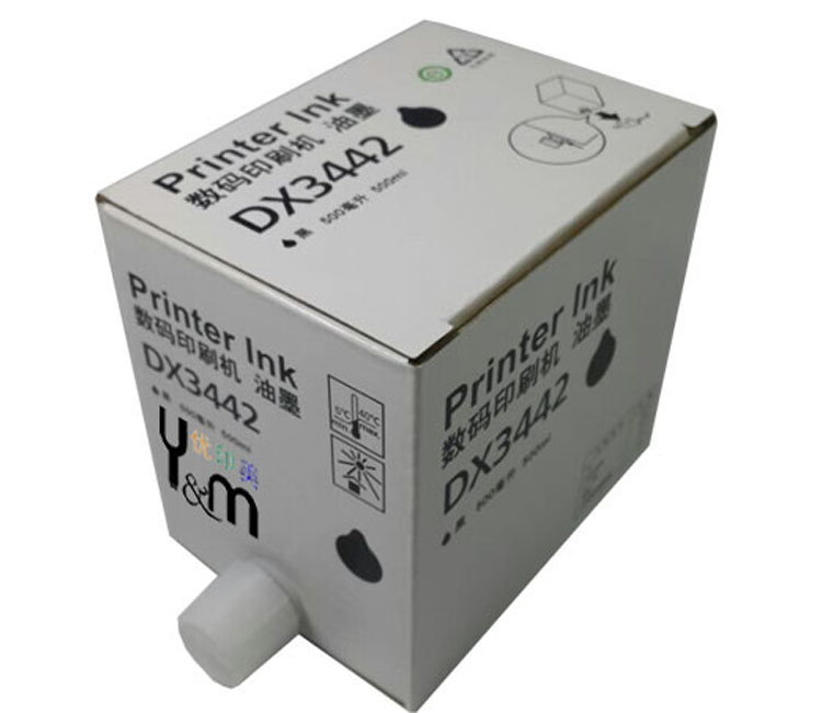 Youyinmei applicable Ricoh dx3442c ink dx2430c ink dx2432c dd2433c 3442c digital printing machine ink cartridge quick printing machine 3442 ink all in one machine ink