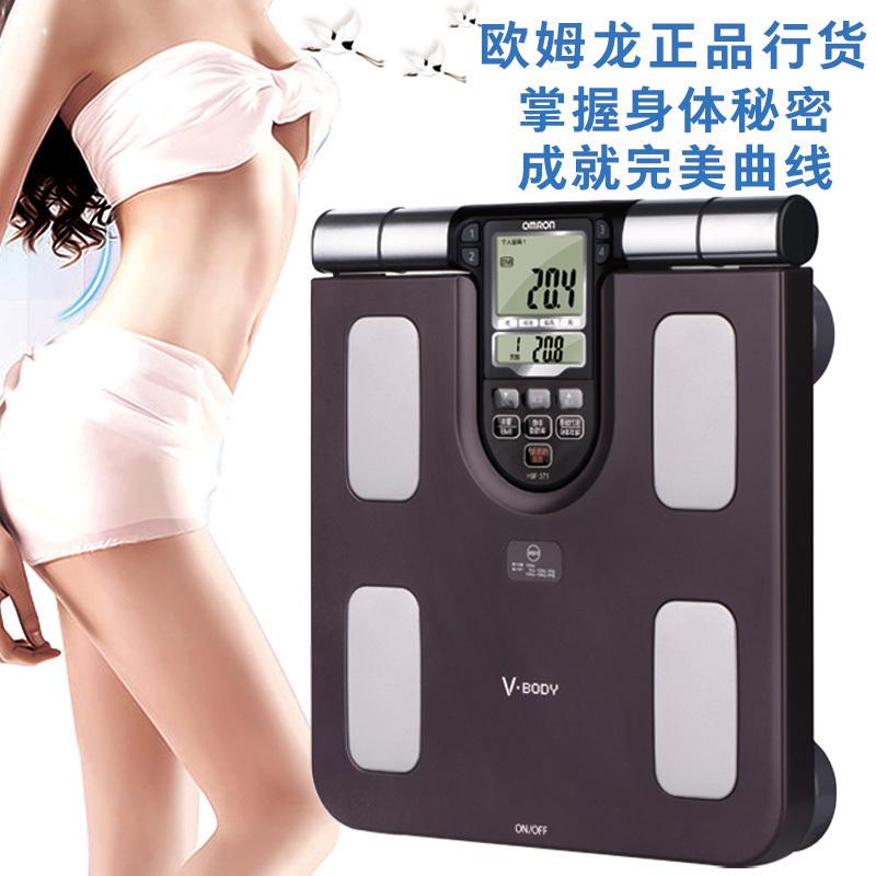 Ом дракон тело смазка Животный жир измерение инструмент HBF-358 обновление HBF-371 тело смазка вес весы смазка Животный жир измерение инструмент
