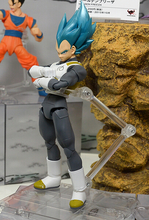Ten thousand generations dragonball SHF soul qualified dragon raised F theater version of super Isaiah vegeta