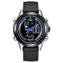 11603Aidis爱迪时电子机芯手表时尚防水中姓学生双显式男腕表MY