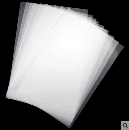 描图纸硫酸纸橡皮章制版转印纸 钢笔临摹纸  A4 73克