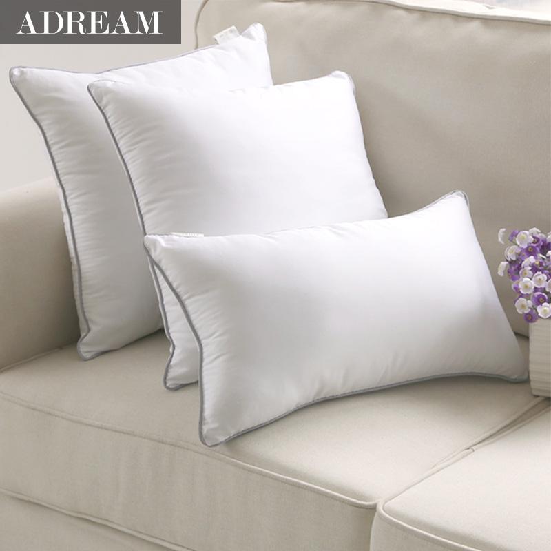 ADREAM высококачественных хлопок подушка ядро подушка ядро больше спецификация 45*45 35*50 65*65cm
