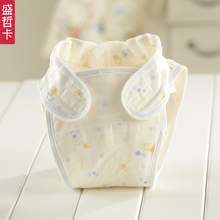 Pure cotton gauze diapers ChengZhe card Baby diapers Baby diaper bag