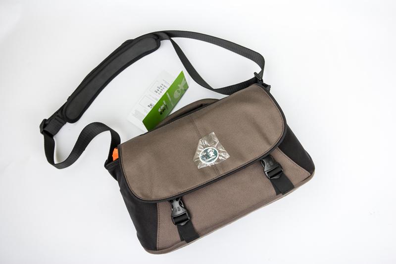 Casman caseman photo bag single shoulder SLR camera bag digital leisure bag 1 machine 1 mirror C01