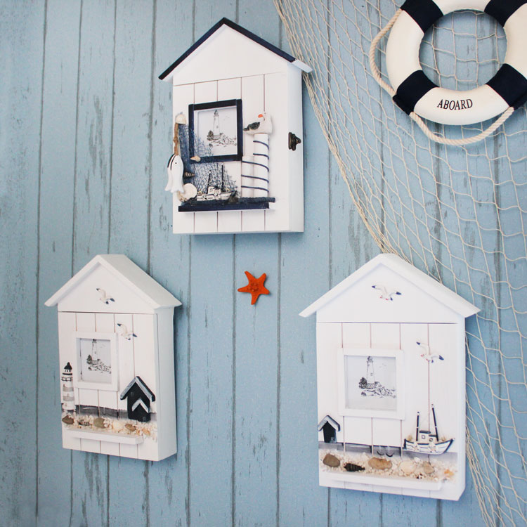 Восточного Средиземноморья дома стене крепление ключа хранения коробка висит дверям ключевые творческие настенной росписи стены украшения и ремесел подарки