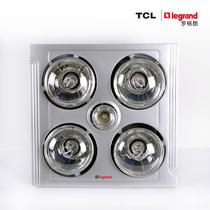 TCL羅格朗暖浴寶燈暖照明換氣三合一浴霸吊頂式取暖器B12DL5