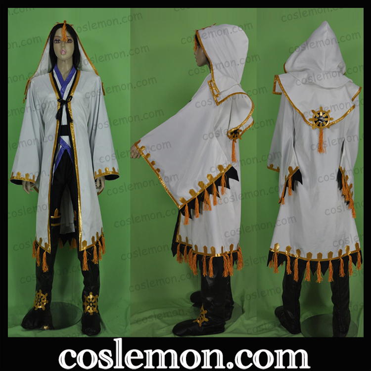 Coslemon the physical shooting of the cosplay clothes of the imperial front in the Warring States Period