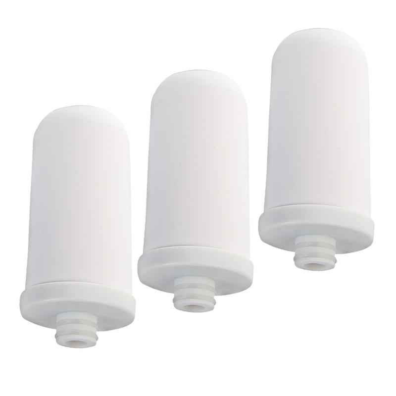 Чистый грейс кран водоочиститель устройство JN-15 керамика кремний водоросль мембрана фильтр может мыть 3 филиал