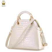Northern bag embroidered rhombic 2015 European fashion trends handbags diagonal package x