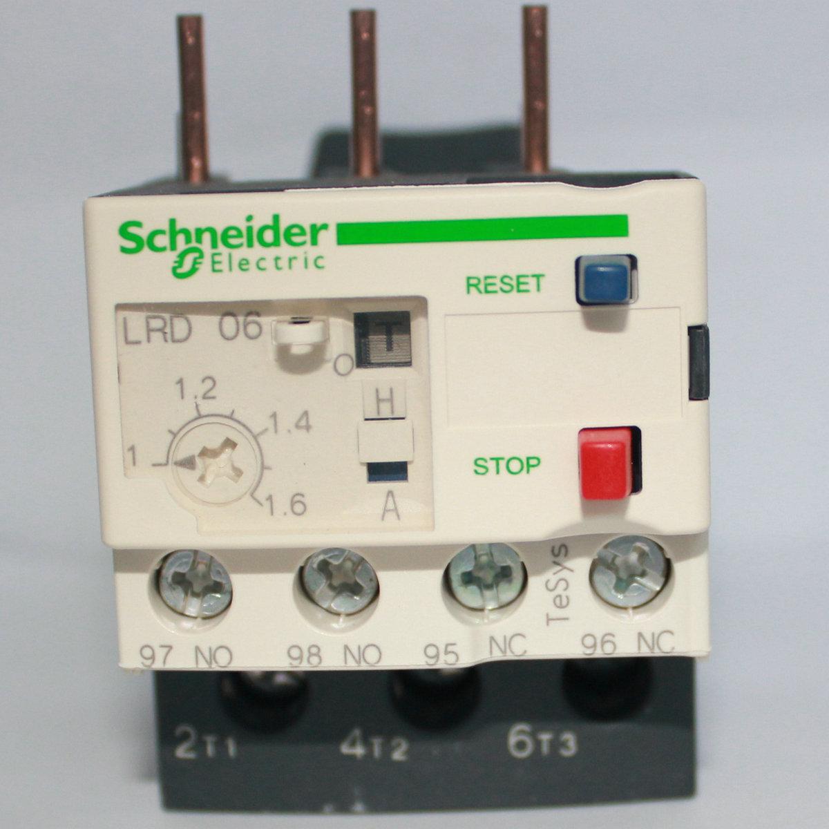 供应施耐德schneider LRD02C质量保证 假一罚十0.16-0.25A热继