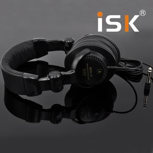 ISK监听耳机ISKHP-960B影音电器耳麦黑色头戴护耳式