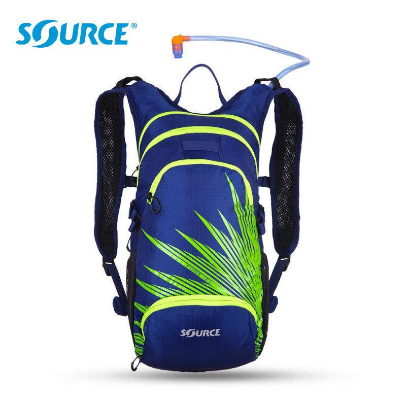 ИСТОЧНИК Se мысль Fuse 8L/12L гидратация рюкзак один антибактериальный рюкзак руководство пожар поиск 2L/3 литровый гидратация