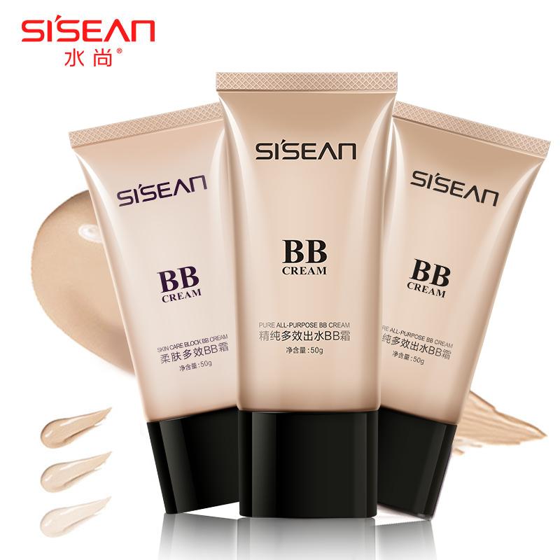 Вода multi эффект BB крем воды обнаженной макияж маскирующее макияж фонд природных освежающий увлажняющий продукты сильный белый изоляции