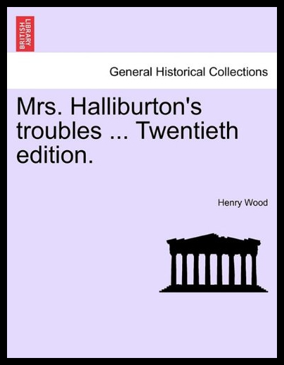 【预售】Mrs. Halliburton's Troubles ... Twentieth Edition