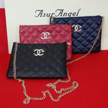 The new 2015 European and American fashion aslant female BaoLing madame chain bag one shoulder of his small bag