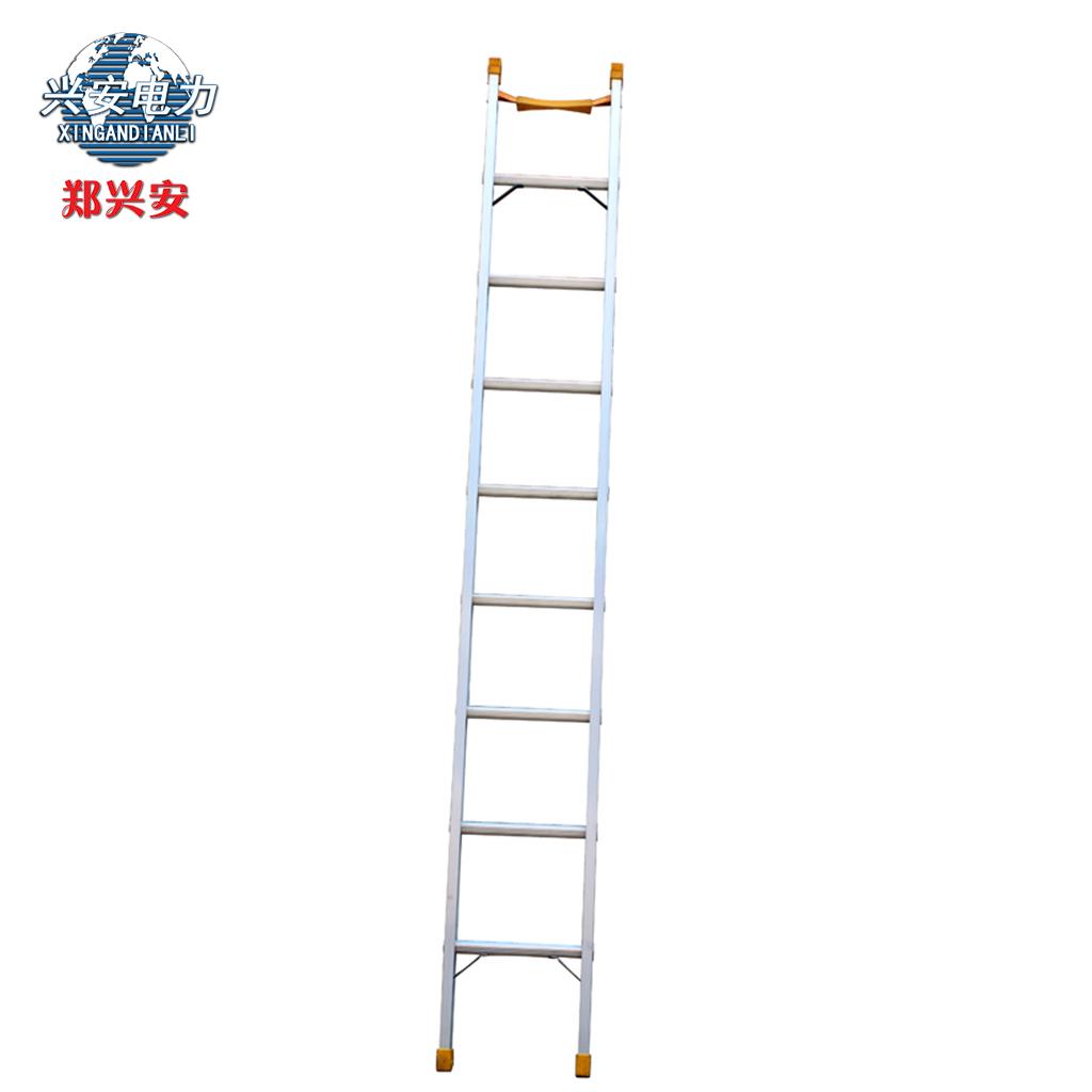 Чжэн Xingan лестница 3,5 метров лестницы утепленный алюминий сплав один Лестница бытовая лестница алюминий Лестница лестничной лестницы