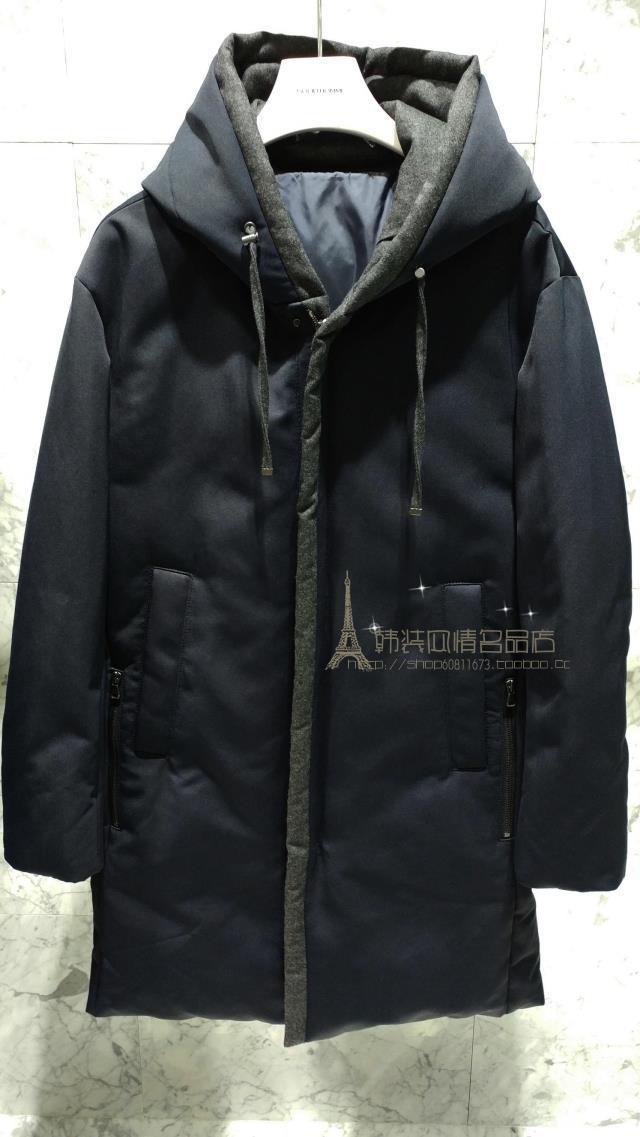 SOLID HOMME конец мужской покупать в южной корее 16 зима мода закрытый куртка S163DN41217 tyc