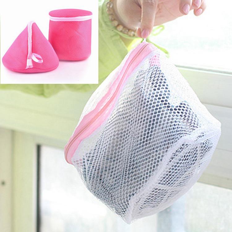 厂价内衣洗衣袋 文胸洗护袋支架衣物护洗袋 胸罩双层加厚清洗袋